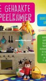 Forte Creatief - De Gehaakte speelkamer - The Crochet Playroom - Annemarie Arts - dutch