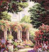 Dimensions 35079  Floral Retreat