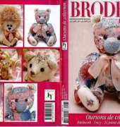 Broderie Inspiration Hors-Série №6 2010 - Oursons de collection /French
