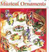 Dimensions 9088 - Musical Ornaments