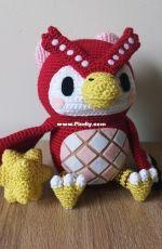 Shea Crochet - Kayla Shea - Celeste Animal Crossing - English