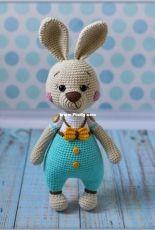 Crochet Friends Lab - Tatyana/Tatiana Kostochenkova - Easter Bunny