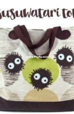 Choly Knight - Sew Desu Ne? - The Susuwatari Tote - Free