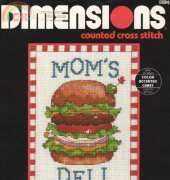 Dimensions 6684 - Mom & Dad's Deli