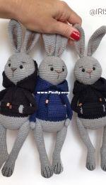 Iris_toys - Irina Ni - Bunny Sashka - ENGLISH