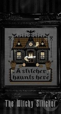 The witchy stitcher - A Stitcher Haunts Here - Haunted House - English
