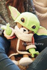 Polushka Bunny - Maria Ermolova - Carnival Costume Yoda