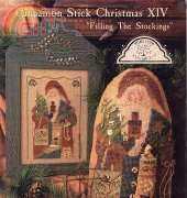 Homespun Elegance 169 - Cinnamon Stick Christmas XIV