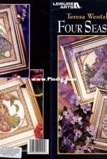 Leisure Arts 2995 Teresa Wentzler's - Four Seasons Faeries
