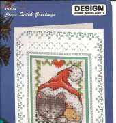 Design Works 5804 - Cat in Hat