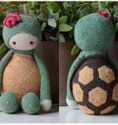 MyKrissieDolls - Kristel Droog - Krissie the Turtle