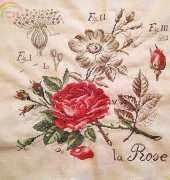 La Rose - Véronique Enginger