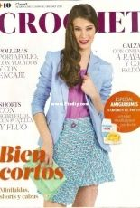 The Great Book of Crochet number 10, 2014 - Clarin Editorial - Spanish
