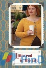 Little Red in the City-An Ysolda Knitwear Collection  by Ysolda Teague-2011