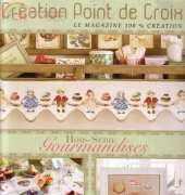 Creation Point de Croix-N° 21-Juin-Juillet 2012-HS Gourmandises