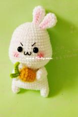 Beng Ya Da Tu Zi - Carrot Rabbit - Chinese