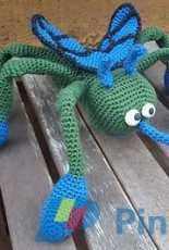 Chord Clan Designs - Jordanna Chord - Mosquito Amigurumi Crochet Pattern -  Free
