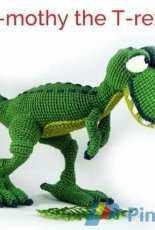 IlDikko - Ildikó Strüning - T-mothy the T-rex