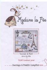 Madame la Fée - Souvenir de Paris