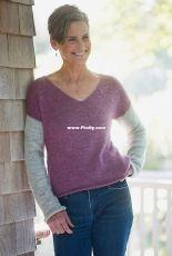 Cambridge Sweater by Berroco Design Team-Free