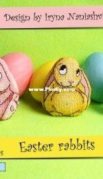 Nani Studio - Easter Bunnies by Naniashvili Irina