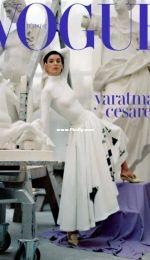 Vogue - March/Mart 2021 -Turkish
