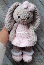 Julia Deinega - Soft bunny - Russian