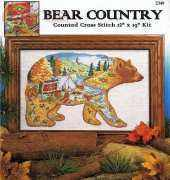 Design Works 2349 - Bear Country