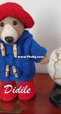Bear Paddington