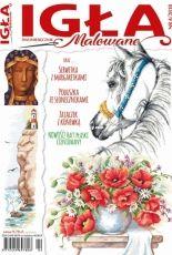 Hafty Polskie Igla Malowane 4-2018 Polish