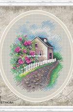 Rose Garden by Anna Petunova