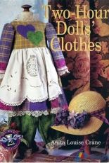 Two-Hour Dolls' Clothes (Two-hour Crafts) by Anita Louise Crane-2001