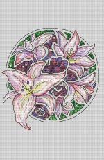 Lilies by Alisa Okneas