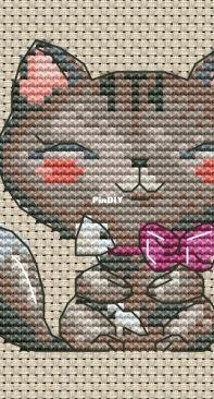 Mandarinks Design - Toddlers: Kitten by Nadezhda Grigoryeva