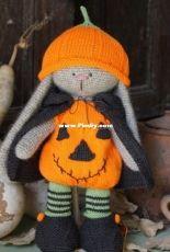 Polushka Bunny - Maria Ermolova - Halloween Nightmare outfit - Russian