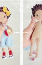 Handi Hats Design - Lollipop Dolls - Katushka Morozova - Lola the Doll