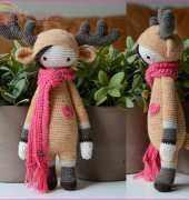 Lalylala Modification: Lisa The Deer - Mykrissiedolls by Kristel Droog