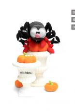 Mala Designs - Mandy Herrmann -  Spider with pumpkins