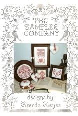 The Sampler Company - In the French Style by Brenda Keyes