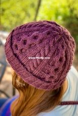 Kalaloch Cable Beanie by Alexander Hawker-Free