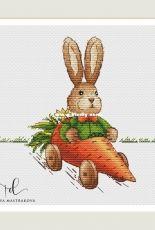 Rabbit by Daria Mastrakova