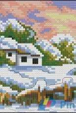 Cztery Pory Roku Zima Four season Winter from magyar magazine