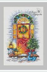 Sweet Home Winter by Anna Petunova XSD