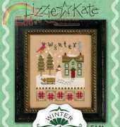 Lizzie Kate F141 Winter Seasons - Flip-It Winter