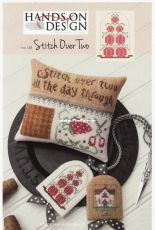 Hands On Design hd-148 - Stitch Over Two