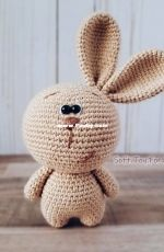 Soft Toy For Joy - Beata Kuchnia - Benjamin the Bunny - Translated