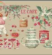 Lucas Créations - Le Cafe