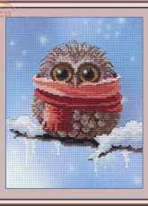 M.P. Studio PK-303 Owl - Winter