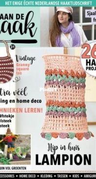 Aan de haak - Issue 31 - 2021 - Dutch
