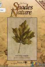 Heritage SNNM749 - Shadows of Nature - John Clayton - Norway Maple Leaf